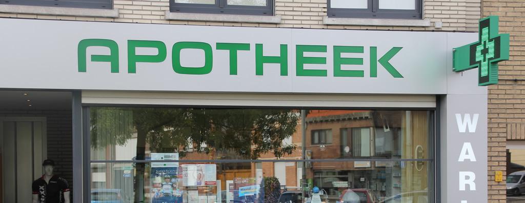 Banner 5 Apotheek Warlop Apotheek Ekeren